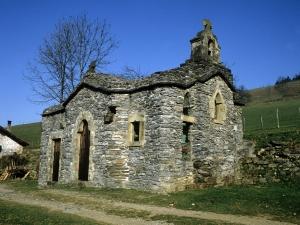 Ermita de la Inmaculada Concepción de Osentzio.