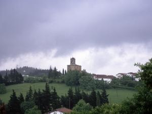 Vista de Olaberria .