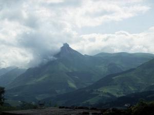 Monte Txindoki.