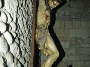 Iglesia Parroquial de Nuestra Señora de la Asunción. Cristo crucificado