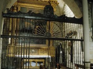 Iglesia Parroquial de Nuestra Señora de la Asunción. Reja