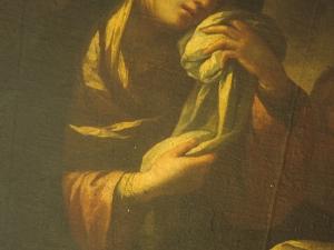 Iglesia parroquial de San Millán. Pintura. Dolorosa