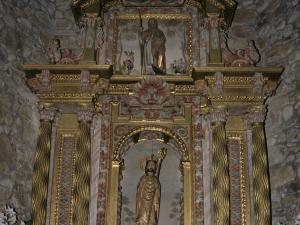 Ermita de San Prudencio. Retablo de San Prudencio