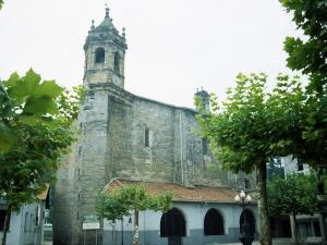 Iglesia parroquial de San Salvador.