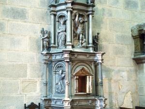 Iglesia parroquial de San Esteban. Sagrario