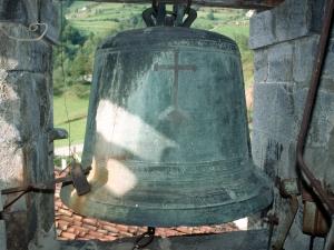 Iglesia parroquial de Santa Catalina. Campana