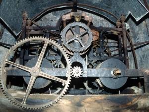 Iglesia parroquial de Santa Catalina. Reloj de torre