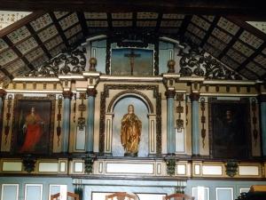 Ermita de la Magdalena. Retablo de María Magdalena