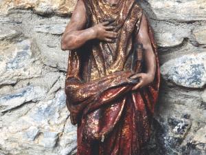 Ermita de Nuestra Señora del Sagrario. Escultura. San Juan Evangelista