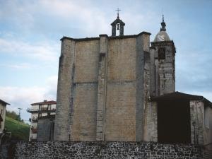 Iglesia parroquial de Santa Catalina.
