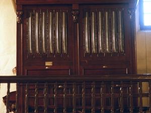 Iglesia parroquial de la Inmaculada concepción. Órgano