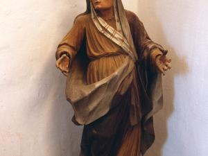 Iglesia parroquial de la Inmaculada concepción. Escultura. Santa Ana