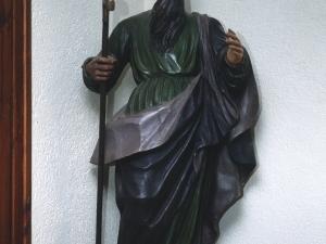 Iglesia parroquial de la Inmaculada concepción. Escultura. San Joaquín