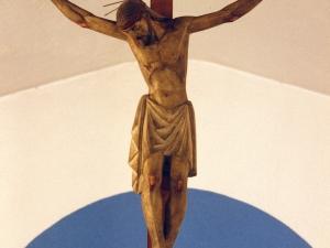 Humilladero del Ángel de la Guarda. Escultura. Cristo Crucificado