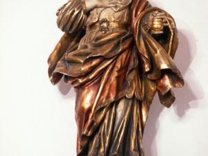 Iglesia parroquial de Nuestra Señora de la Asunción. Escultura. María Magdalena