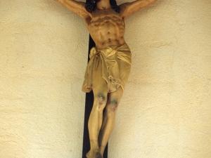 Ermita de San Isidro. Escultura. Cristo Crucificado