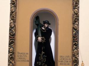 Monasterio de Santa Catalina. Altar del Nazareno