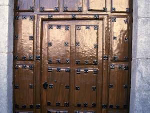 Monasterio de Santa Catalina. Puerta
