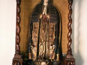 Monasterio de Santa Catalina. Escultura. Inmaculada Concepción