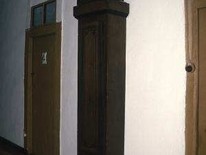Monasterio de Santa Catalina. Reloj de pie