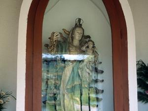 Ermia de Andra Mari de Idurre. Escultura. Andra Mari de Idurre