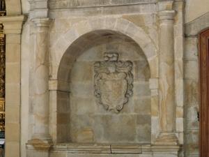 Iglesia parroquial de Nuestra Señora de la Asunción. Sepulcro de los Elorregi