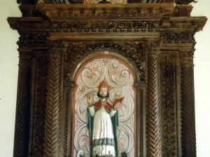 Ermita de San Marcos. Retablo de San Marcos