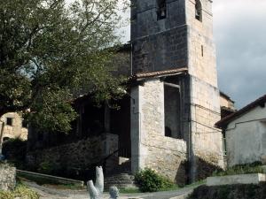 Iglesia parroquial de la Invención de la Cruz.