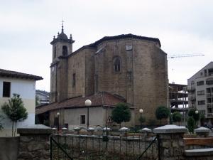 Iglesia parroquial de San Andrés.