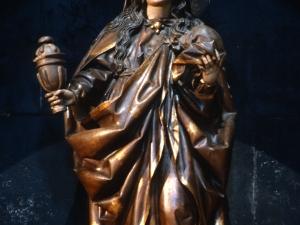 Iglesia parroquial de San Nicolás de Bari. Escultura. María Magdalena