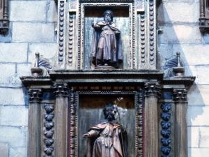 Iglesia parroquial de San Nicolás de Bari. Retablo de San José