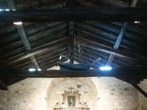 Ermita de San Martín. Exvoto