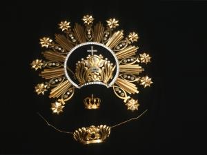 Santuario de Nuestra Señora de Itziar. Corona