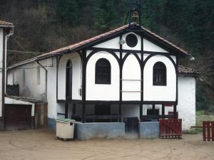 Ermita de San Nicolás de Lastur.