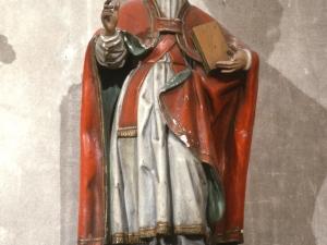 Iglesia parroquial de Nuestra Señora de la Asunción. Escultura. San Blas