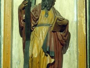Ermita de San Andrés. Escultura. San Andrés