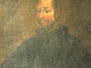 Ermita de la Andra Mari de Esozia. Pintura. San Ignacio de Loyola