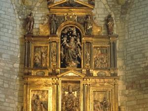 Iglesia parroquial de San Pedro. Retablo mayor