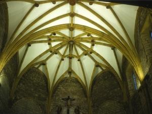 Iglesia parroquial de San Pedro. Bóveda