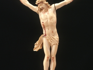 Museo Diocesano de San Sebastián. Escultura. Cristo Crucificado