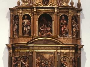 Museo Diocesano de San Sebastián. Sagrario