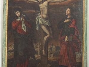 Museo Diocesano de San Sebastián. Pintura. Calvario