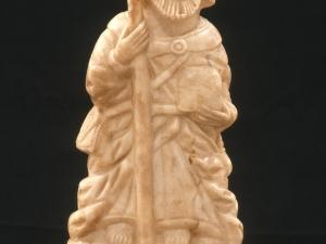 Museo Diocesano de San Sebastián. Escultura. Santiago Peregrino