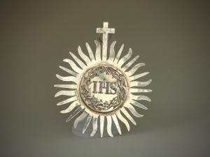 Museo Diocesano de San Sebastián. Portaviático