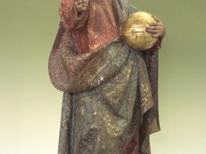 Museo Diocesano de San Sebastián. Escultura. Salvador