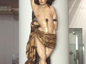 Museo Diocesano de San Sebastián. Escultura. San Sebastián
