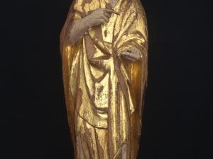 Museo Diocesano de San Sebastián. Escultura. San Juan Bautista