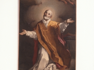 Museo Diocesano de San Sebastián. Pintura. San Felipe Neri