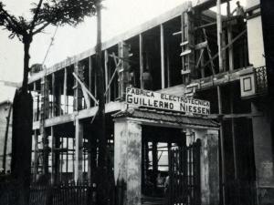 Construcción del nuevo edificio de la empresa en Errenteria (Gipuzkoa)