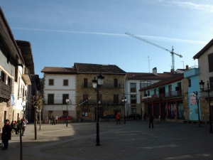 Segura plaza nagusia